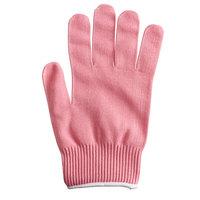 Mercer Culinary M33415PKL Millennia® Pink A4 Level Cut-Resistant Glove - Large