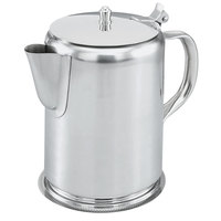 Vollrath 46565 64 oz. Mirror Finished Stainless Steel Coffee Server