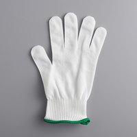 Mercer Culinary M33411M MercerGuard® White A4 Level Cut-Resistant Glove - Medium