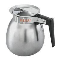 Vollrath 46583 Black Plastic Handle for Decaf Coffee Decanter