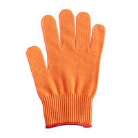 Mercer Culinary M33415ORS Millennia® Orange A4 Level Cut-Resistant Glove - Small