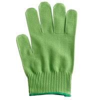 Mercer Culinary M33415GRM Millennia® Green A4 Level Cut-Resistant Glove - Medium