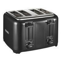 Proctor Silex 24215 Wide-Slot 4 Slice Toaster - 120V, 1300W