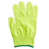 Mercer Culinary M33415YLM Millennia® Yellow A4 Level Cut-Resistant Glove - Medium