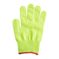 Mercer Culinary M33415YLS Millennia® Yellow A4 Level Cut-Resistant Glove - Small
