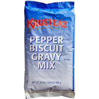 Krusteaz Professional 1.5 lb. Pepper Biscuit Gravy Mix