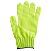 Mercer Culinary M33415YL1X Millennia® Yellow A4 Level Cut-Resistant Glove - Extra Large