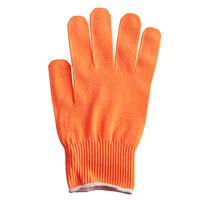Mercer Culinary M33415ORL Millennia® Orange A4 Level Cut-Resistant Glove - Large