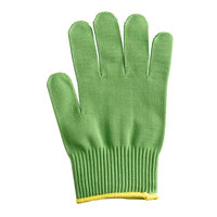 Mercer Culinary M33415GRXS Millennia® Green A4 Level Cut-Resistant Glove - Extra Small