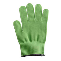 Mercer Culinary M33415GR1X Millennia® Green A4 Level Cut-Resistant Glove - Extra Large