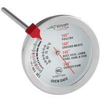 AvaTemp 5 inch Probe Dial Meat Thermometer