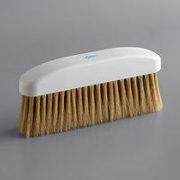 Ateco 1628 Boar Bristle Bench Brush - 9 1/2 inchL x 1 3/4 inchW