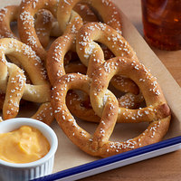Dutch Country Foods 50 lb. Bulk Gluten-Free Soft Pretzel Mix