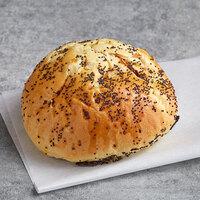 LeBus 4 inch Deli Onion Brioche Sandwich Roll - 72/Case