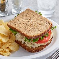 LeBus 56 oz. Sliced Multigrain Sandwich Bread Loaf - 5/Case