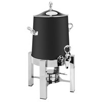 Eastern Tabletop 3143MB P2 3 Gallon Black Coated Stainless Steel Mid / Max Coffee Urn