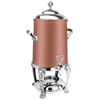 Eastern Tabletop 3201LHCP Lion Head 1.5 Gallon Copper Coated Stainless Steel Hotel Grade Coffee Urn