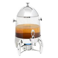 Eastern Tabletop 7592B 2 Gallon Brushed Stainless Steel Hot Beverage Dispenser