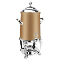 Eastern Tabletop 3201LHRZ Lion Head 1.5 Gallon Bronze Coated Stainless Steel Hotel Grade Coffee Urn