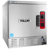 Vulcan C24EO5AF-1100 5 Pan Boilerless Electric Countertop Steamer with Auto-Fill - 240V, 3 Phase, 12 kW
