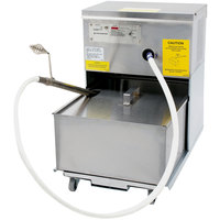 Frymaster PF80 LP 80 lb. Low Profile Portable Fryer Oil Filter with Reversible Pump, 120V