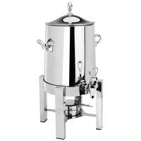 Eastern Tabletop 3143B P2 3 Gallon Brushed Stainless Steel Mid / Max Coffee Urn