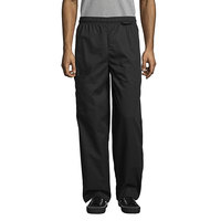 Uncommon Threads 4100 Unisex Black Customizable Uncommon Cargo Chef Pants - XL