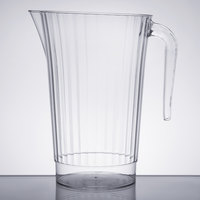 WNA Comet CCPIT50 Classic Crystal 50 oz. Pitcher - 40/Case