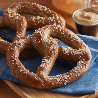 Dutch Country Foods Hempzels 4 oz. Soft Hemp Pretzels - 48/Case
