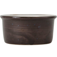Tuxton GGM-752 TuxTrendz Artisan Geode Mushroom 2.5 oz. China Ramekin - 24/Case