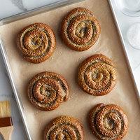 Dutch Country Foods Hempzels 4 inch Soft Hemp Pretzel Swirls   - 60/Case