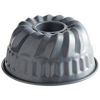 4 inch x 2 inch Non-Stick Carbon Steel Mini Kugelhopf Cake Pan