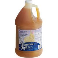 J. Hungerford Smith 1 Gallon Banana Fountain & Shake Syrup - 4/Case