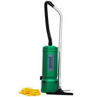 Bissell Commercial BG1006 6 Qt. Lightweight Backpack Vacuum Cleaner