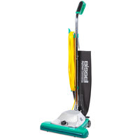 Bissell Commercial BG102H ProBag 16 inch Bagged Upright Vacuum Cleaner with Advanced Filtration
