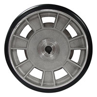 Magliner 309685 10 inch Center Wheel with Hardware for CooLift CPA Series Lifts