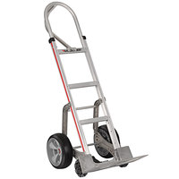 Magliner HRK15AUAE2 Self-Stabilizing Hand Truck with Vertical Loop Handle and Straight Back Frame