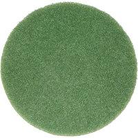 Bissell Commercial 437.056BG 12 inch Green Floor Cleaning Pad for BGEM Series Orbital Floor Machines