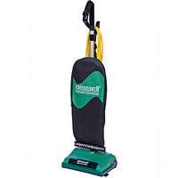 Bissell Commercial BGU8000 13 inch Lightweight Top-Fill Cloth Bagged Upright Vacuum Cleaner with Self-Adjusting Height