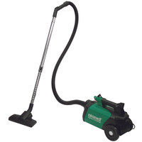 Bissell Commercial BGC3000 Lightweight Bagged Canister Vacuum with 8-Piece Tool Kit