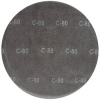 Bissell Commercial SS12100BG 12 inch Sand Screen Disc with 100 Grit