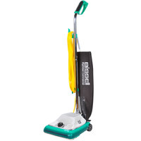 Bissell Commercial BG101H ProBag 12 inch Bagged Upright Vacuum Cleaner with Advanced Filtration
