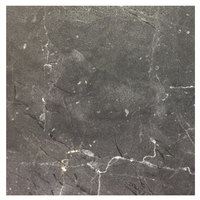 Grosfillex US36D791 Exterior Vanguard 36 inch Square Gray Marble Outdoor Table Top