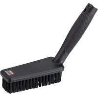 Rubbermaid 2018802 Maximizer 11 3/8 inch Quick Change Scrub Brush for 2018789 Maximizer Extendable Quick Change Handle