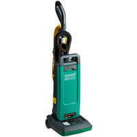 Bissell Commercial BGUPRO12T 12 inch Single Motor Commercial Bagged Upright Vacuum Cleaner with On-Board Tools