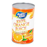 46 oz. Canned Orange Juice - 12/Case