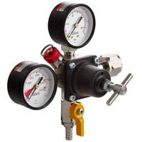 2-Gauge Primary CO2 Regulator