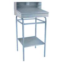Winholt RDSWN-2 22 inch Stationary Receiving Desk