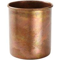 American Metalcraft ACC 14 oz. Satin Antique Copper Cup