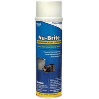 Nu-Calgon 4291-18 Nu-Brite 18 oz. Aerosol Condenser Coil Cleaner